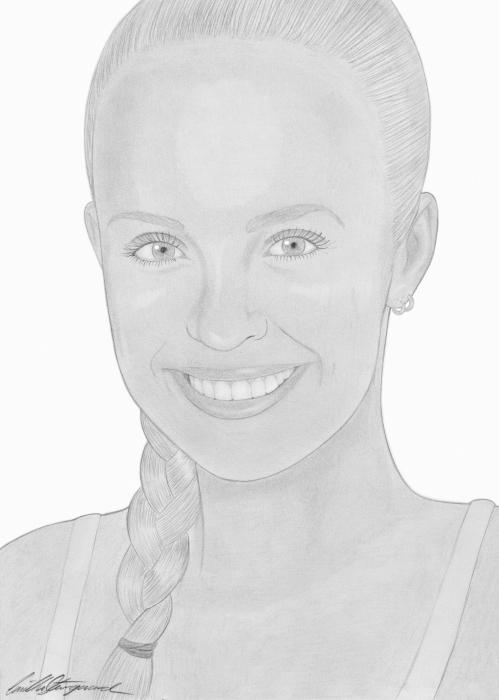 Julie Ølgaard por CamillaStougaard